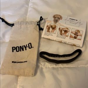 Pony-O hair band